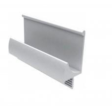 Ручка-профіль 4214, L - 3000 мм, 18 ДСП, алюміній, шт