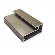 Профиль фасадный 4.18.107 алюминий, шт