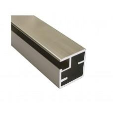 Профиль фасадный 2.20.107 никель, шт