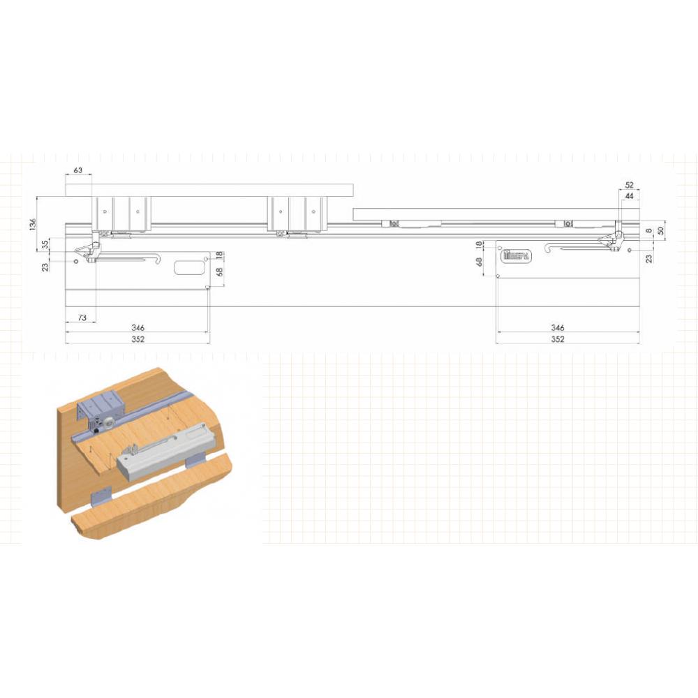 Демпфер SFT 002 для системи SGM 01