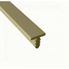 Профіль 0808, нікель L = 3000 мм, шт