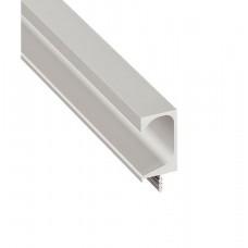 Ручка-профіль 6216 на 19 ДСП, L=3000 мм, хром