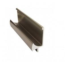 Ручка-профіль 4214, L - 3000 мм, 18 ДСП, нікель, шт