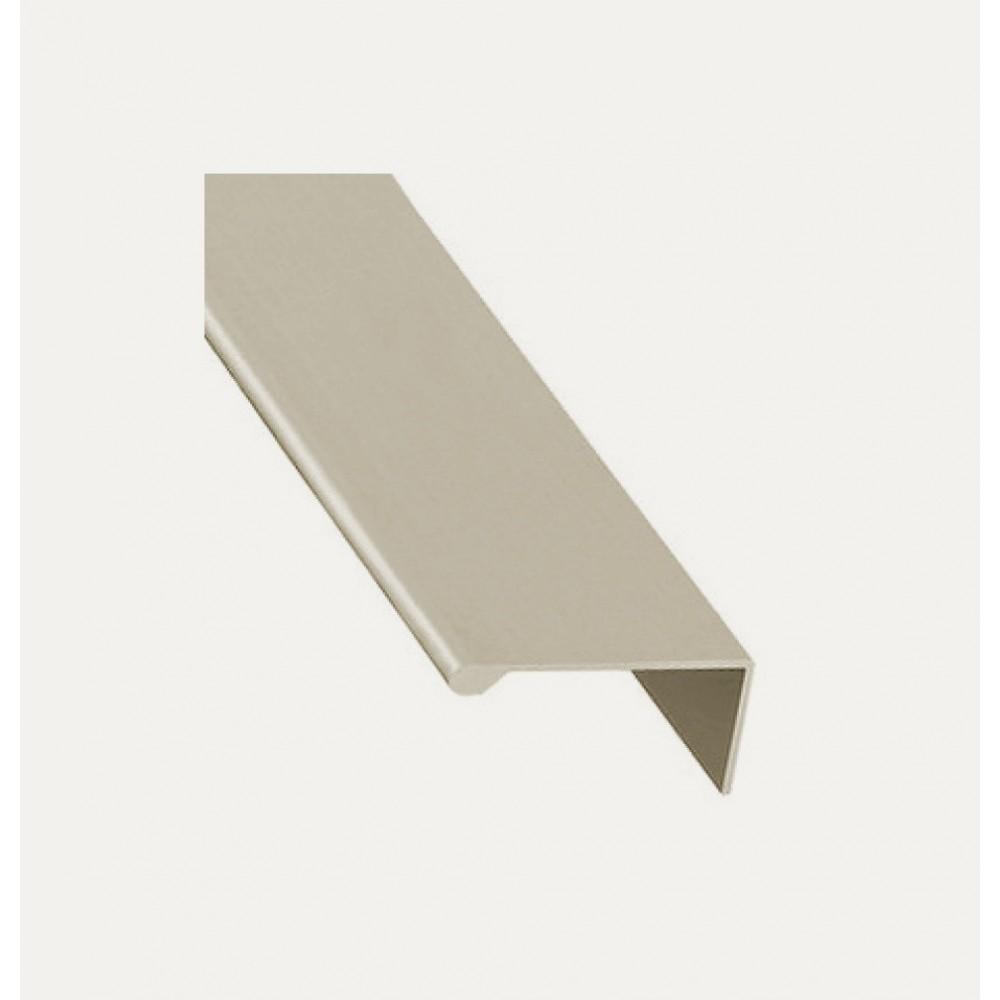 Ручка-профиль 33.20 никель, шт