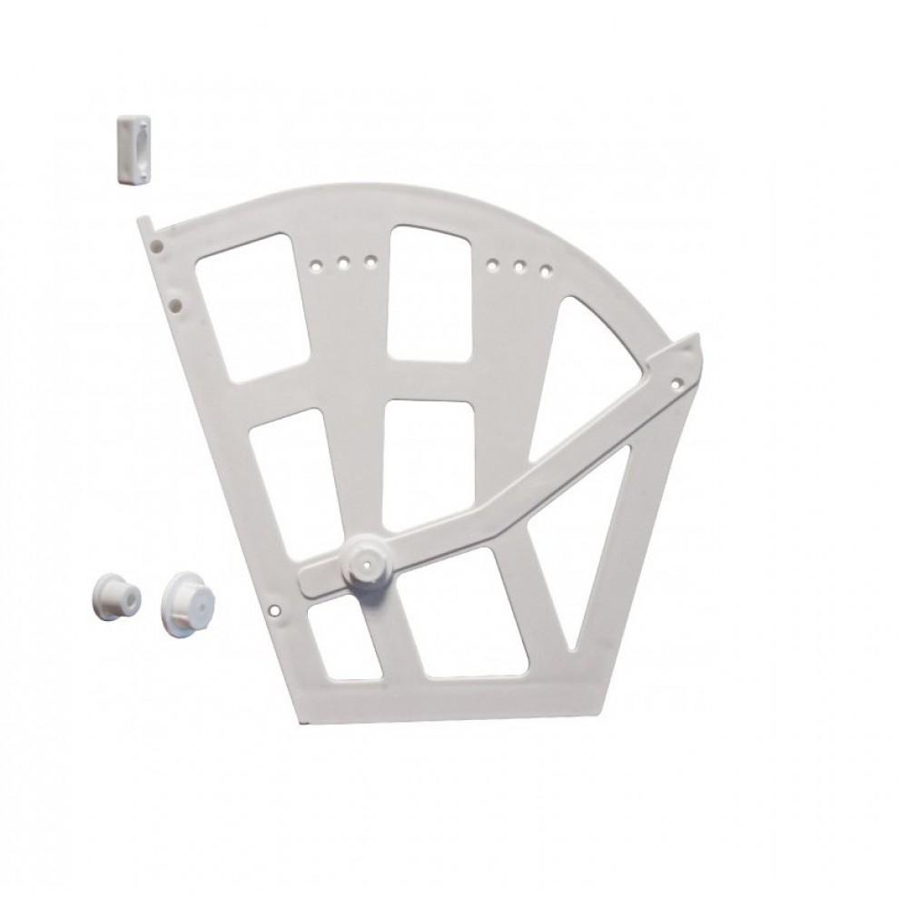 Механізм для взуття 3-й Mesan 0024, пластик
