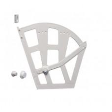 Механизм для обуви 3-й Mesan 0024, пластик