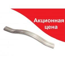 Ручка  MARCA 201-320, хром/білий