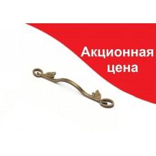 Ручка  MARCA 606-160,  срібло/антик