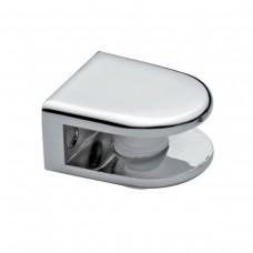 Полкодержатель для стекла код 209 3-8 мм, хром