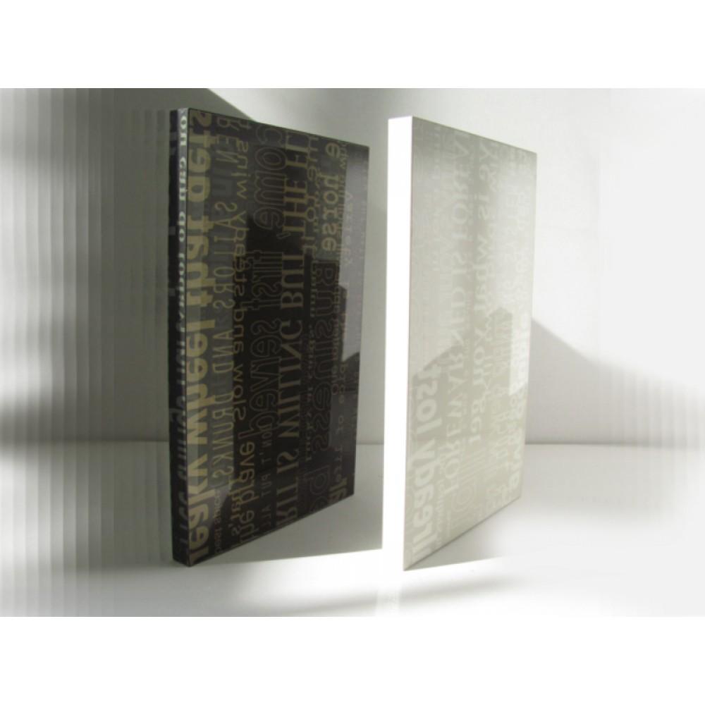 Мебельные фасады в 3D акриловой кромке: МДФ 16-19мм, HPL пластик, мкв от