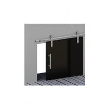 Розсувна система VENUS 02 для міжкімнатних дверей зі скла