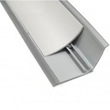 Бортик столешницы 3030 L - 3660 мм, алюминиевый