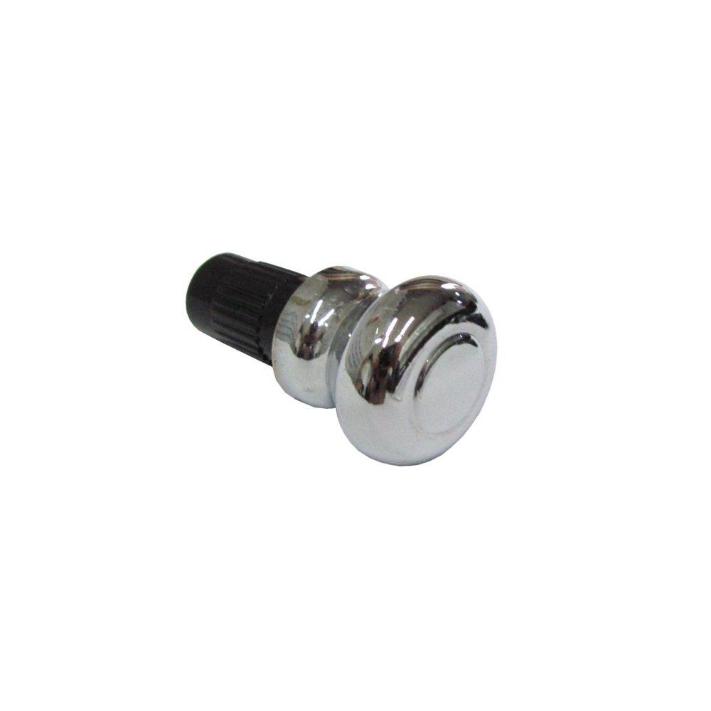 Заглушка для релінга d=16мм, хром