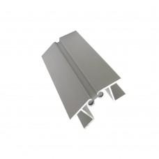 Соединитель цоколя универсальный h - 120 мм 9,7 мм, никель
