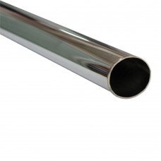 Труба d = 16 мм L - 3000 мм, хром