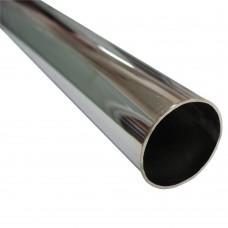 Труба барная хром d=25 мм, L - 3000 мм