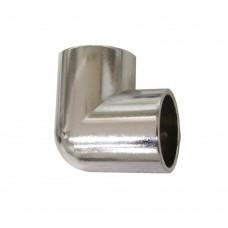 Угол для трубы d - 25 мм L - 40 х 40 мм, хром