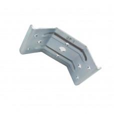Кріплення кутове для стола під паз М 07-1, метал