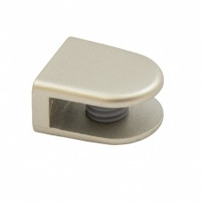 Полкодержатель для стекла код 209 3-8 мм, сатин