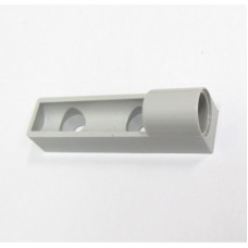 Корпус для центрального демпфера без платформы, пластик серый