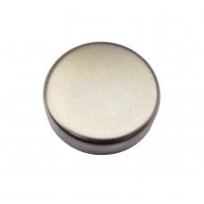 Заглушка к петле Minimat для стекла 3,0 х 8,2 мм, никель матовый