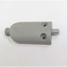 Демпфер с винтом-адаптером, пластик серый